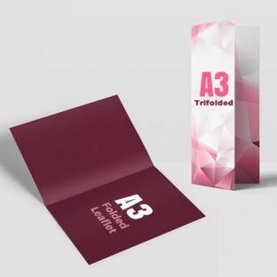 A3 Leaflets