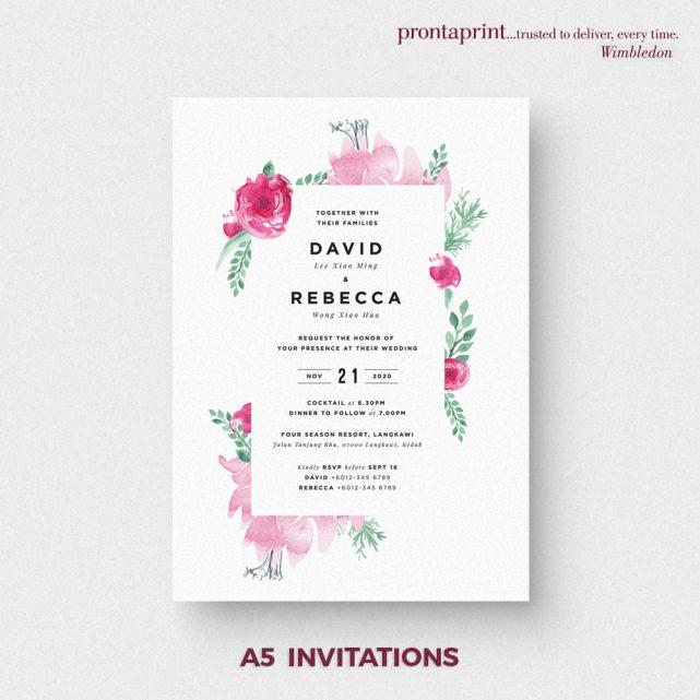 A5-Invitations