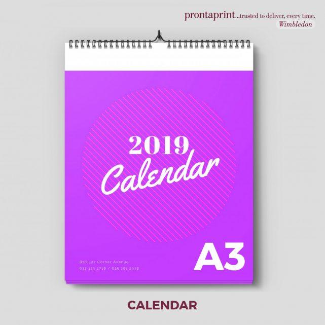 CalendarA3