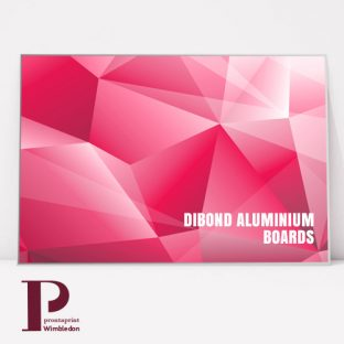 Dibond Aluminium Boards