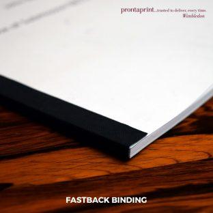 Fastback Binding