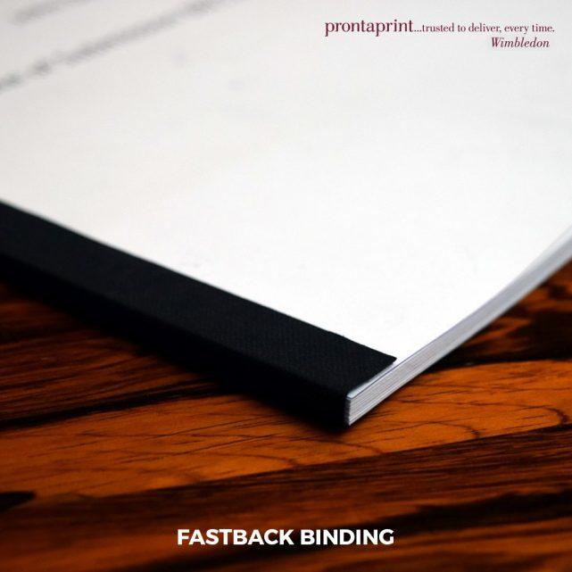 Fastback-Binding