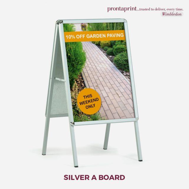 Silver-A-Board