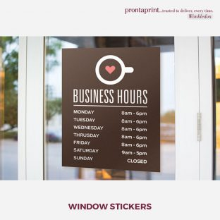Window Stickers