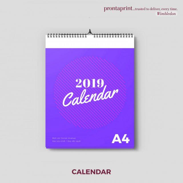 CalendarA4