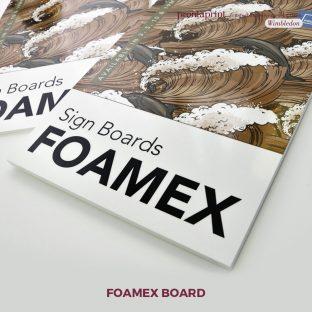 Foamex Board
