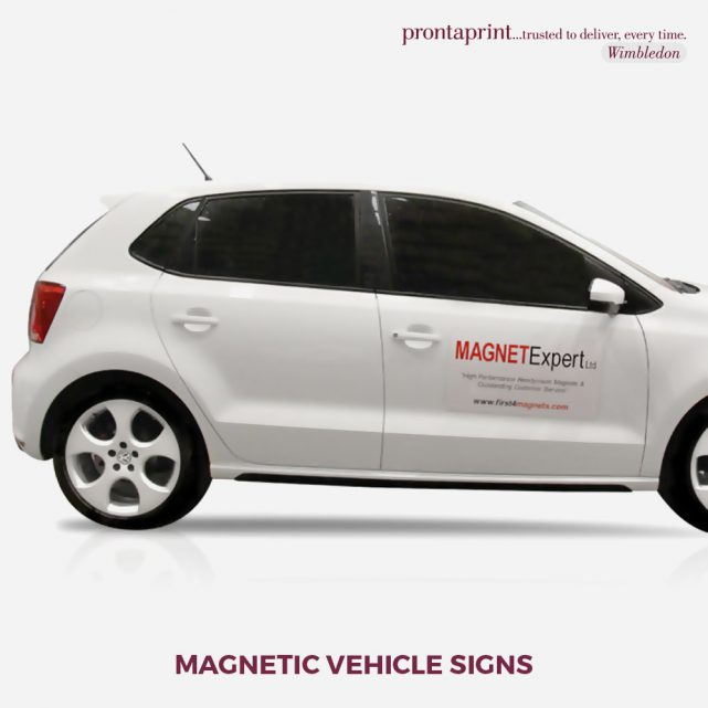 Magnetic-Vehicle-Signs