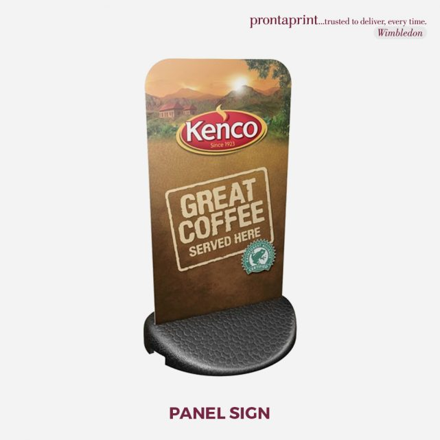 Panel-Sign