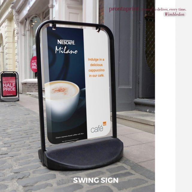 Swing-Sign