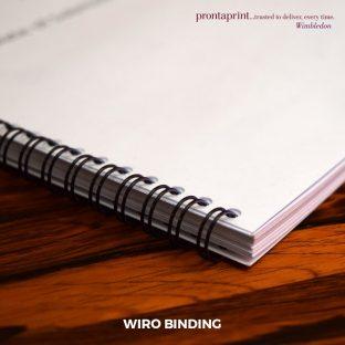 Wiro Binding