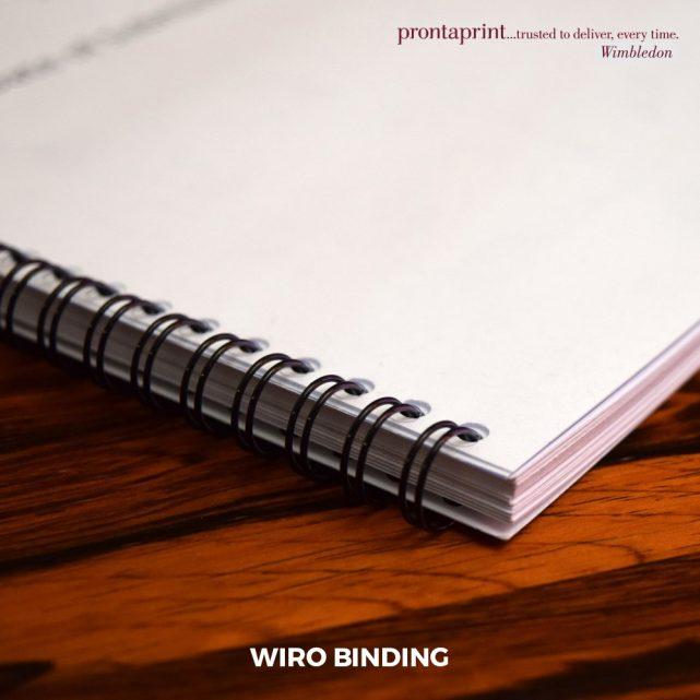 Wiro-Binding