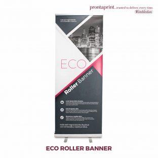 Eco Roller Banner