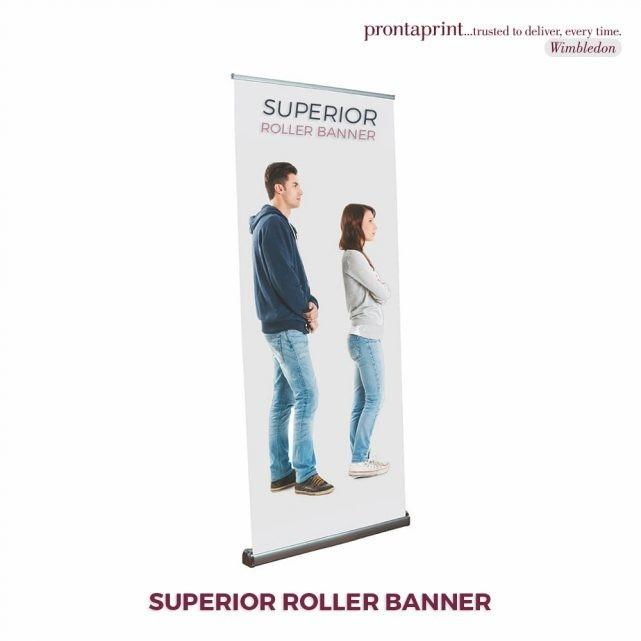 Superior-Roller-Banner